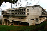 комплекс монастыря Ля Туретт