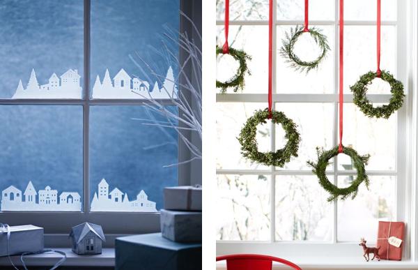 идеи новогоднего декорирования