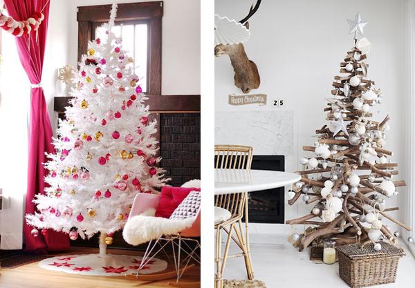 Нетрадиционное украшение новогодней ёлки