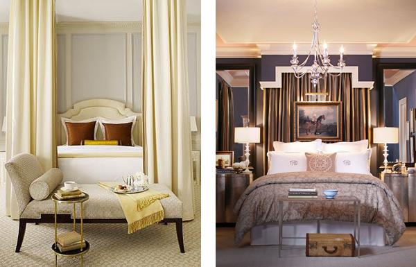Современная интерпретация классической спальни