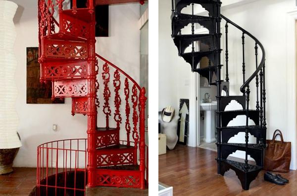 Кованые ажурные лестницы в классическом стиле