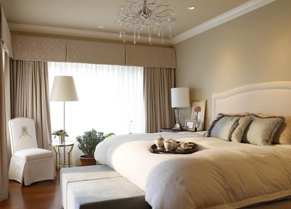 Дизайн и цвета спален