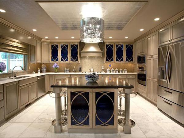 Кухня в стиле Ар деко