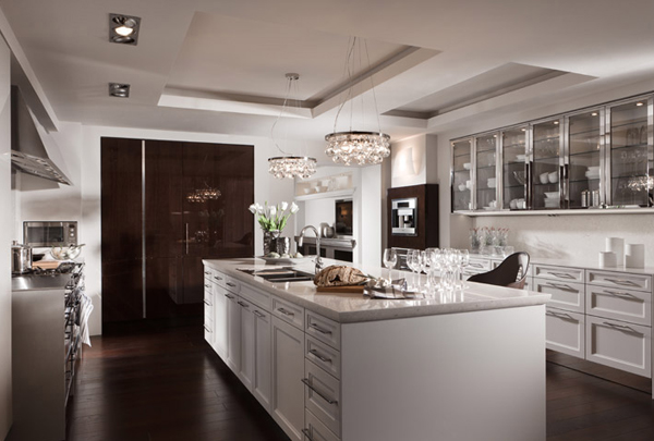 Кухня в стиле Фьюжен