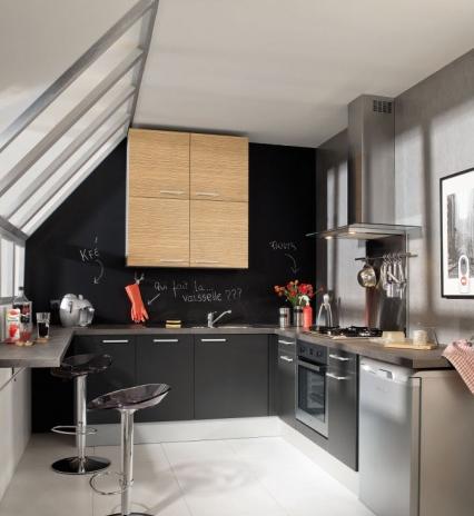 d coration de la maison decorer une piece carree. Black Bedroom Furniture Sets. Home Design Ideas