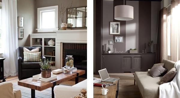 Бежевый и коричневый цвета в интерьере гостиной дизайн фото