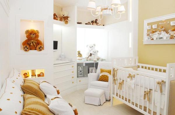 Фото детские комнаты для новорожденных фото дизайн