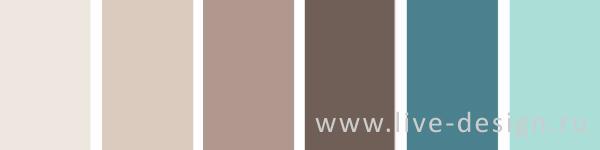 бирюзовый цвет в интерьере гостиной цветовая схема