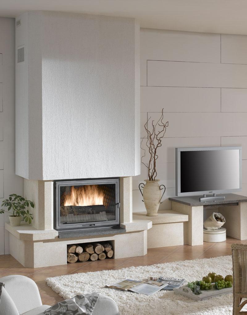 50 live design - Ceruser une poutre de cheminee ...