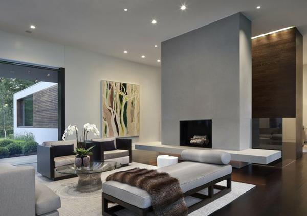Многоуровневое освещение в гостиной проектирование и дизайн
