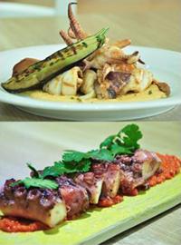 Ресторан Γαστρα (Gastra) дизайн