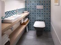 Перепланировка санузла, дизайн ванной комнаты