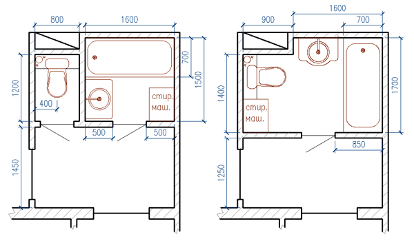 Дизайн интерьера двухкомнатной квартиры 44 кв м: фото