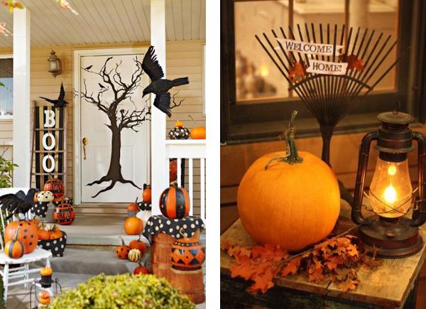 Halloween: декорируем дом своими руками  Halloween: декорируем дом своими руками ld hlw 4