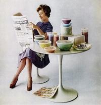 Ээро Сааринен стол Tulip