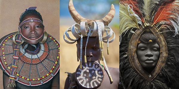 Африканский стиль в дизайне интерьеров