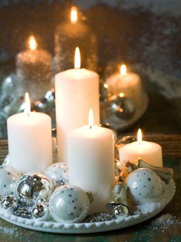 Идеи ёлок на новый гКак оформить свечи