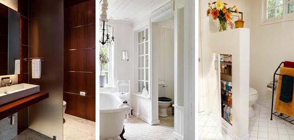 Перегородки для зонирования ванны и санузла фото дизайн