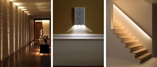 световой сценарий системы освещения дизайн фото