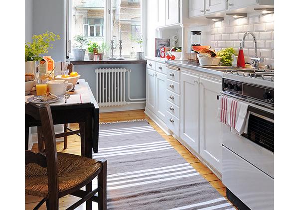 ковровая дорожка на кухне дизайн фото