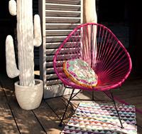 Acapulco Chair кресло Акапулько Плетеное кресло дизайнерское