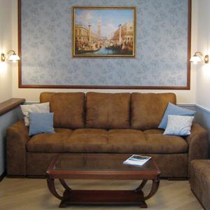Дизайн-проект квартиры под Сестрорецком