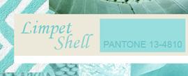 Модный цвет Весна-Лето 2016 –  Limpet Shell / Раковина моллюска (Pantone 13-4810)