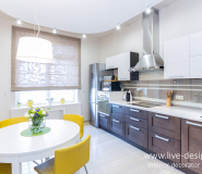 Дизайн интерьера кухни, фото
